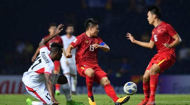 U23 Việt Nam hòa trận thứ 2 liên tiếp ở giải châu Á  - ảnh 11