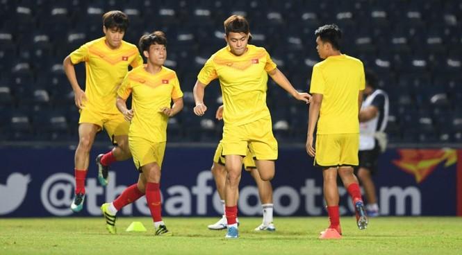 U23 Việt Nam hòa trận thứ 2 liên tiếp ở giải châu Á  - ảnh 5