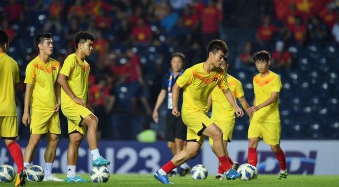 U23 Việt Nam hòa trận thứ 2 liên tiếp ở giải châu Á  - ảnh 6