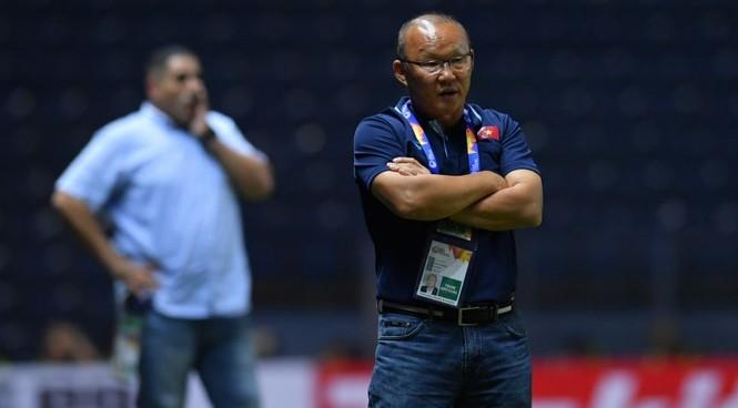 U23 Việt Nam hòa trận thứ 2 liên tiếp ở giải châu Á  - ảnh 10