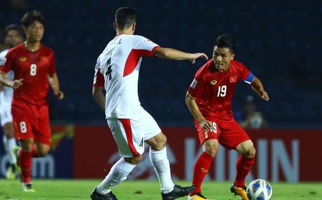 U23 Việt Nam hòa trận thứ 2 liên tiếp ở giải châu Á  - ảnh 8