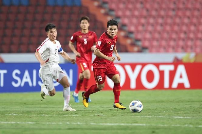 Thua ngược Triều Tiên, U23 Việt Nam dừng bước ở giải châu Á  - ảnh 11