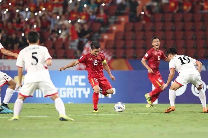 Thua ngược Triều Tiên, U23 Việt Nam dừng bước ở giải châu Á  - ảnh 8