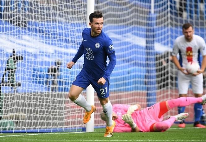 Tân binh lóe sáng, Chelsea đại thắng 4-0 ở derby - ảnh 1