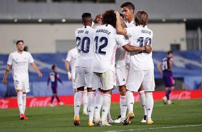 Lịch thi đấu Champions League 3/11: Đại chiến Real - Inter Milan - ảnh 1