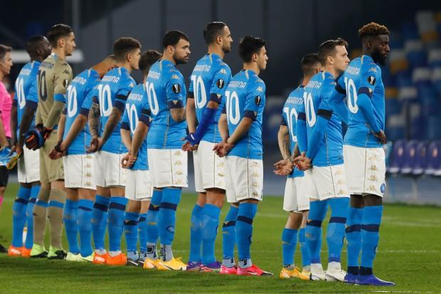 Napoli thắng đậm sau buổi lễ tri ân Maradona đầy xúc động - ảnh 4