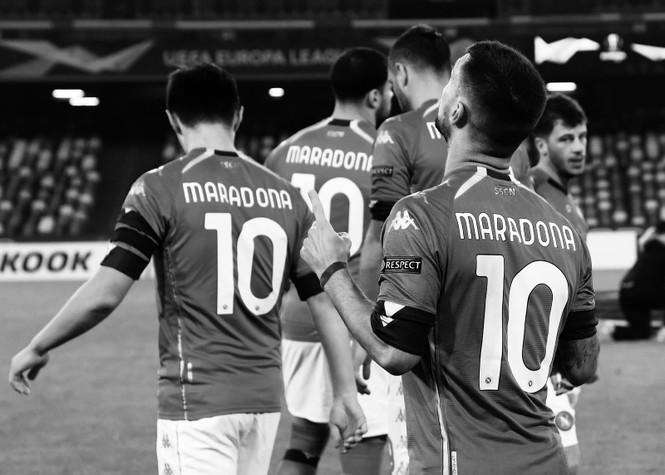 Napoli thắng đậm sau buổi lễ tri ân Maradona đầy xúc động - ảnh 7