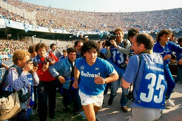 Napoli thắng đậm sau buổi lễ tri ân Maradona đầy xúc động - ảnh 1