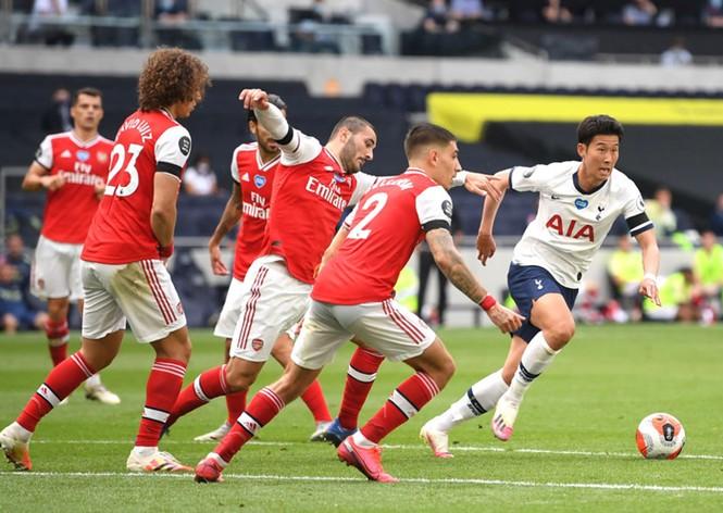 Lịch thi đấu, trực tiếp Ngoại hạng Anh 6/12: Đại chiến Tottenham - Arsenal - ảnh 1