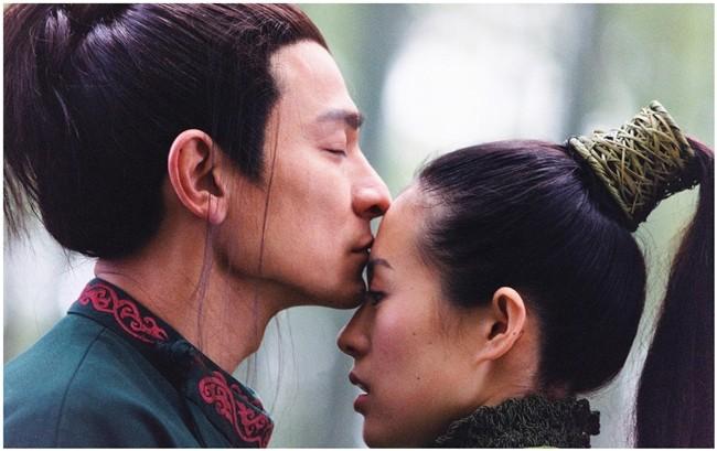 Tiết lộ lý do khiến Chương Tử Di bỏ cơm mấy ngày khi quay cảnh hôn với Lưu Đức Hoa - ảnh 1