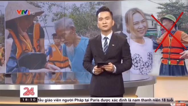 VTV lên tiếng vụ Huấn 'Hoa Hồng' xuất hiện trên 'Chuyển động 24h' nói về đi từ thiện - ảnh 2