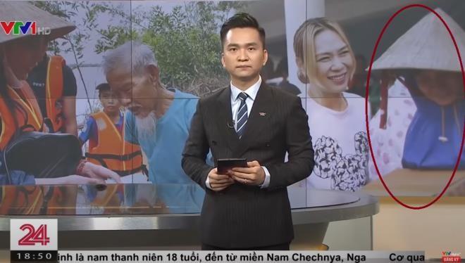 VTV lên tiếng vụ Huấn 'Hoa Hồng' xuất hiện trên 'Chuyển động 24h' nói về đi từ thiện - ảnh 1