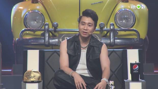 Yuno BigBoi rap 'gu của anh là Châu Á', Binz đỏ mặt khi nghe Karik gọi tên Châu Bùi  - ảnh 3