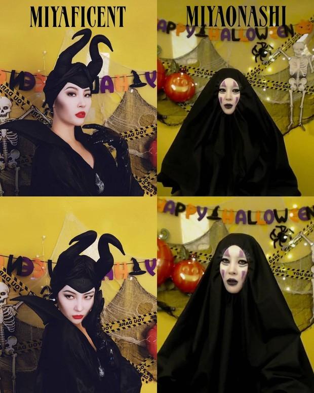 Mê mẩn ngắm 'ma nữ đẹp nhất Thái Lan' Mai Davika hóa Tiên bướm gợi cảm dịp Halloween  - ảnh 9