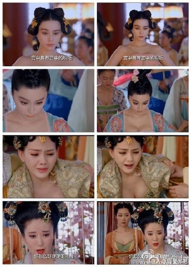 Ngắm loạt trang phục của 'Võ Mỵ Nương Truyền Kỳ' từng bị 'tuýt còi' vì hở bạo - ảnh 3