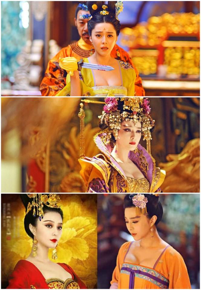 Ngắm loạt trang phục của 'Võ Mỵ Nương Truyền Kỳ' từng bị 'tuýt còi' vì hở bạo - ảnh 5