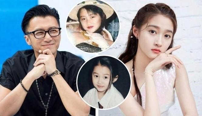 Ảnh 'xinh gái' từ bé của tài tử Tạ Đình Phong khiến fan 'mắt tròn mắt dẹt' - ảnh 3