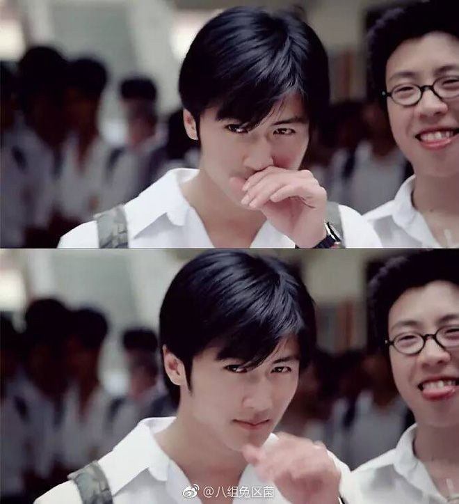 Ảnh 'xinh gái' từ bé của tài tử Tạ Đình Phong khiến fan 'mắt tròn mắt dẹt' - ảnh 2