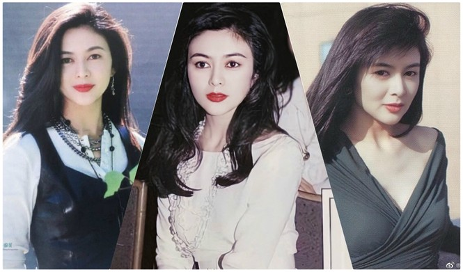 Thổn thức trước vẻ đẹp thời trẻ của 'đệ nhất mỹ nhân Hồng Kông' Quan Chi Lâm - ảnh 1