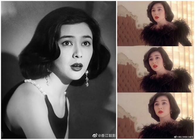 Thổn thức trước vẻ đẹp thời trẻ của 'đệ nhất mỹ nhân Hồng Kông' Quan Chi Lâm - ảnh 2