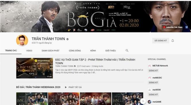 Kênh YouTube 4,5 triệu người đăng ký của Trấn Thành tiếp tục bị phát livestream lừa đảo - ảnh 3
