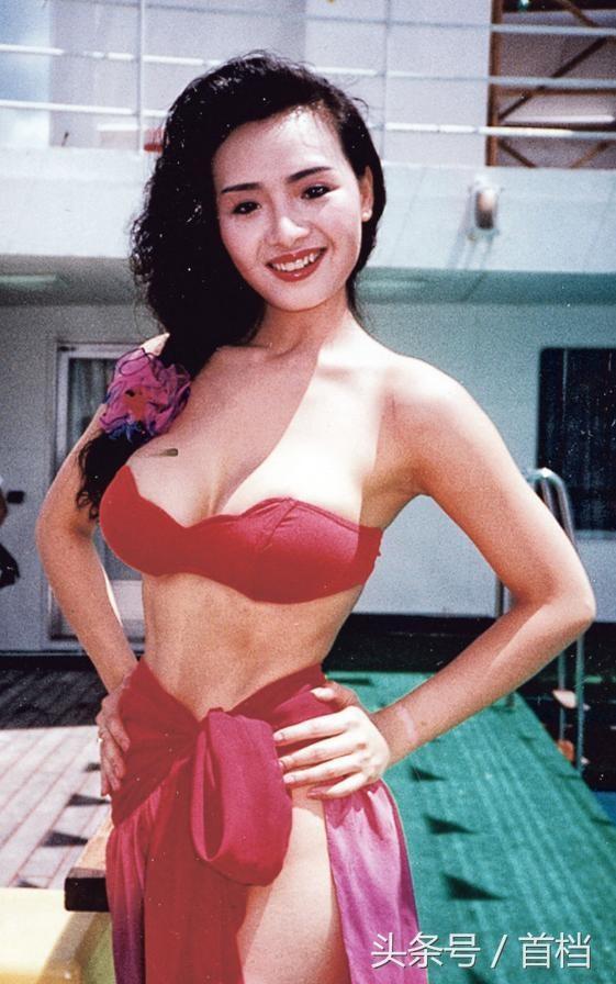 Nhìn lại những hình ảnh 'bốc lửa' của 'bom sex' Hồng Kông thập niên 90 Diệp Tử My - ảnh 1