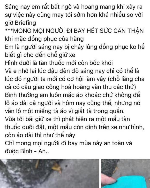 Loạt tiếp viên Vietnam Airlines treo hashtag xin lỗi cộng đồng, mong được đối xử văn minh - ảnh 1
