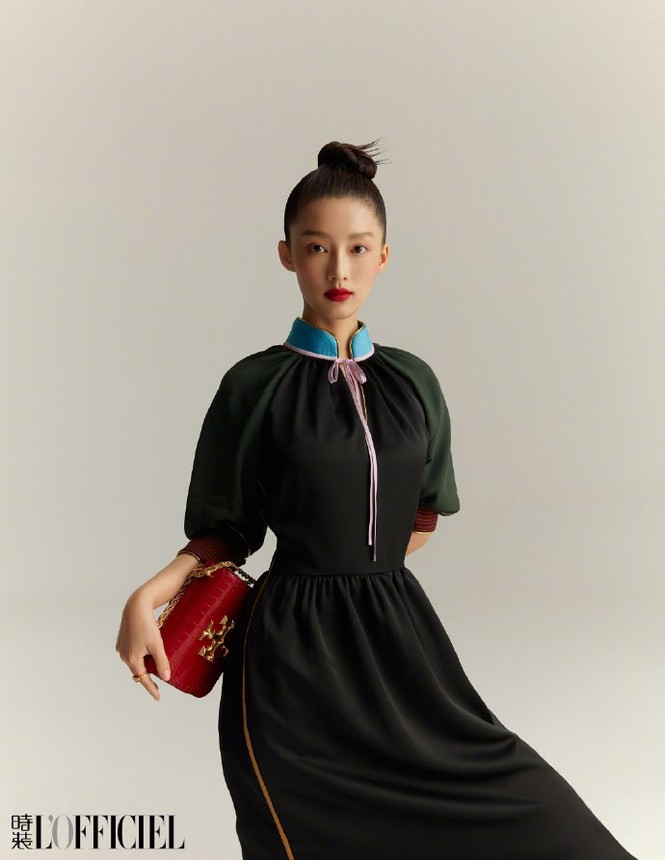 Mê mẩn với bộ ảnh 'tắm gội' của mẫu nữ Trung sở hữu 4 triệu fan - ảnh 6
