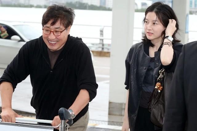Dân mạng 'sốc' khi thấy dung mạo chồng sắp bước sang tuổi 70 của 'nàng Dae Jang Geum' - ảnh 2