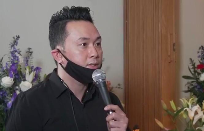 Tang lễ Vân Quang Long tại Mỹ: Người thân, đồng nghiệp thương tiếc tiễn biệt - ảnh 1