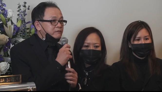 Tang lễ Vân Quang Long tại Mỹ: Người thân, đồng nghiệp thương tiếc tiễn biệt - ảnh 5