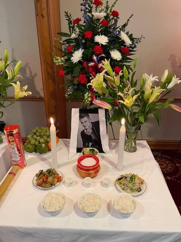 Tang lễ Vân Quang Long tại Mỹ: Người thân, đồng nghiệp thương tiếc tiễn biệt - ảnh 3