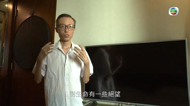 Nam diễn viên Hồng Kông sở hữu vòng eo 60 cm, chỉ nặng vỏn vẹn 40 kg - ảnh 2