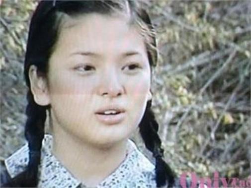 Song Hye Kyo mũm mĩm thuở mới vào nghề từng nặng tới 70kg - ảnh 2