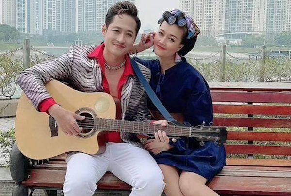 Vân Dung chia sẻ hình ảnh hóm hỉnh hậu trường phim 'Hướng Dương Ngược Nắng' - ảnh 1