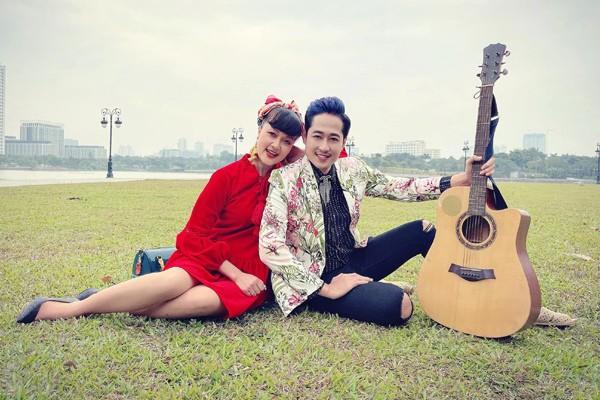 Vân Dung chia sẻ hình ảnh hóm hỉnh hậu trường phim 'Hướng Dương Ngược Nắng' - ảnh 8