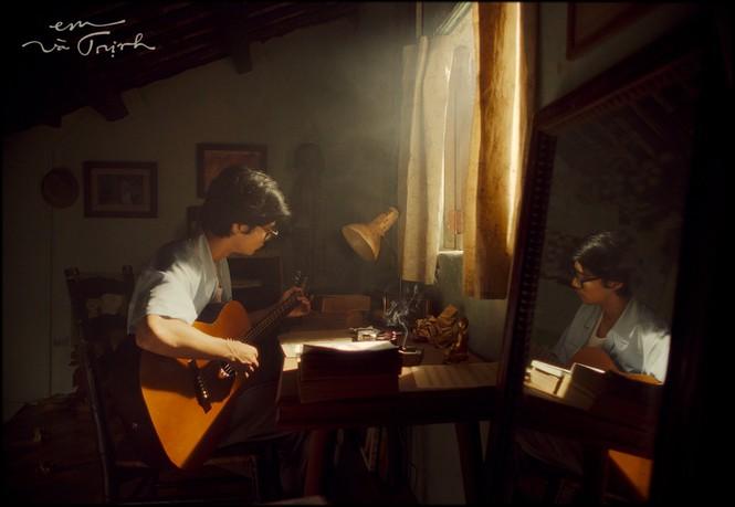 'Em và Trịnh' công bố những thước phim đầu tiên lay động những tâm hồn yêu nhạc Trịnh - ảnh 2