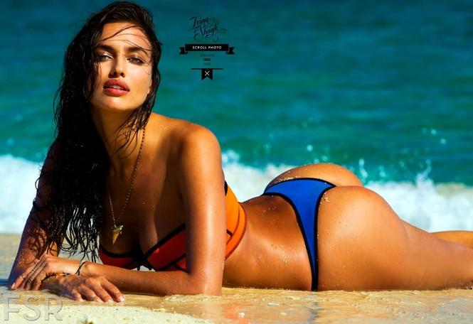 Con gái Donald Trump, bồ cũ Ronaldo lọt top gợi tình nhất thế giới  - ảnh 9