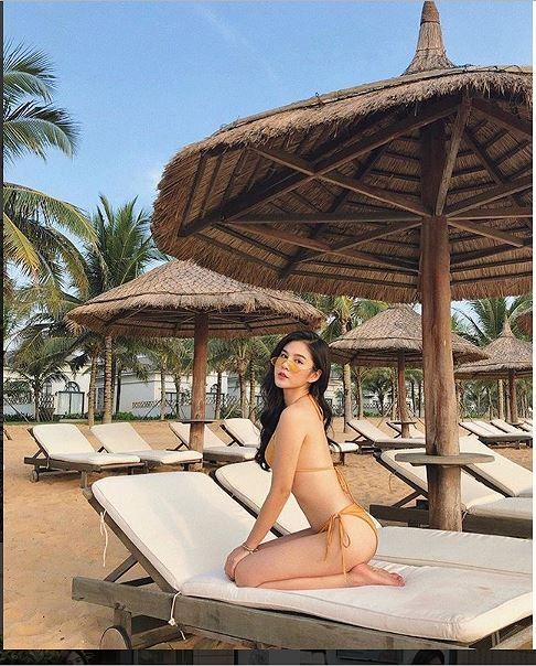 'Bỏng mắt' với ảnh bikini của 3 mỹ nhân phim truyền hình khung giờ vàng - ảnh 17