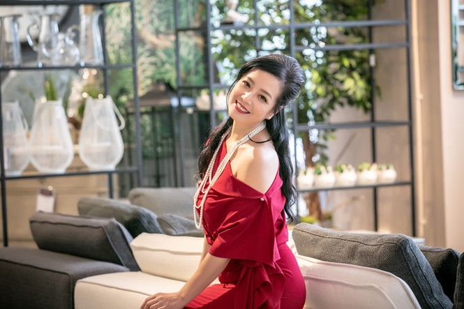Thân hình gợi cảm với bikini của nghệ sĩ Chiều Xuân ở tuổi 52 - ảnh 4