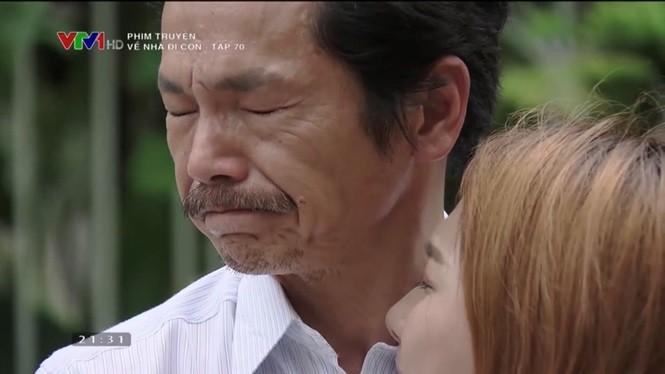 Hàng triệu khán giả 'cùng khóc' với ông Sơn khi nói với Thư 'Về nhà với bố' - ảnh 4