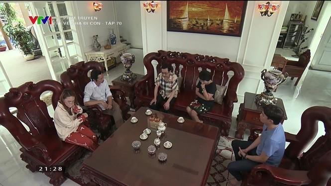 Hàng triệu khán giả 'cùng khóc' với ông Sơn khi nói với Thư 'Về nhà với bố' - ảnh 1