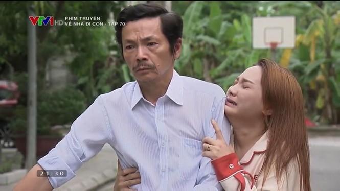 Hàng triệu khán giả 'cùng khóc' với ông Sơn khi nói với Thư 'Về nhà với bố' - ảnh 3