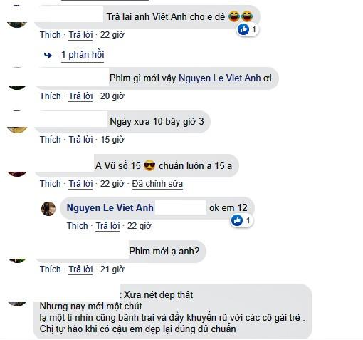 Lại đăng ảnh mới sau thẩm mỹ 2 tháng, fans đòi trả lại Việt Anh ngày xưa - ảnh 3
