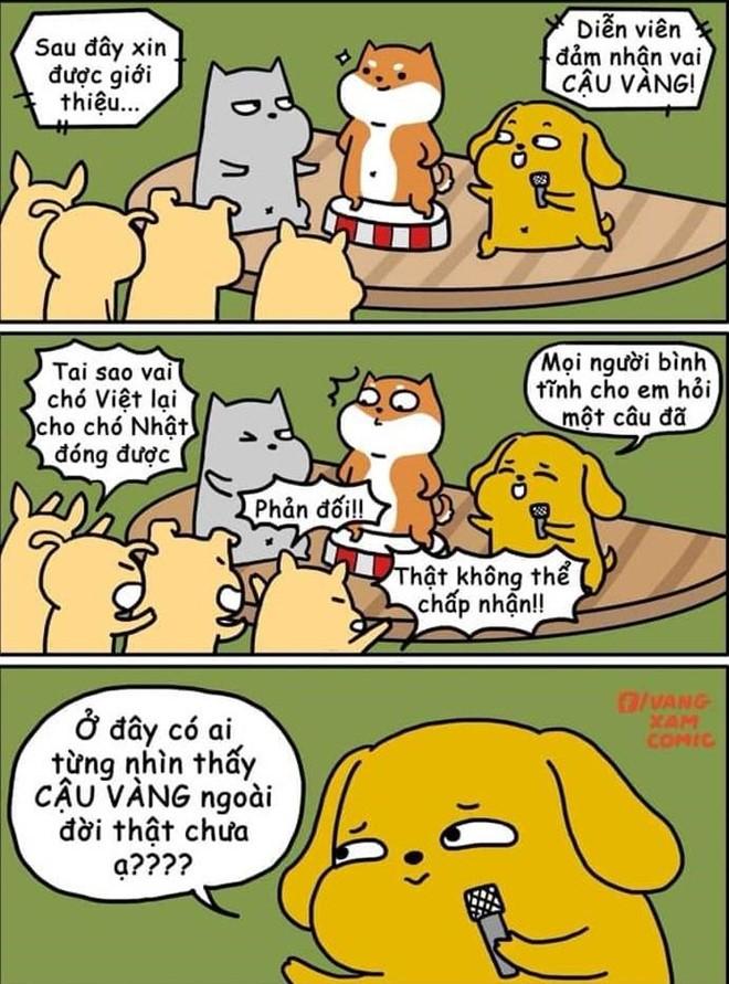 Tranh cãi gay gắt việc chó ngoại quốc vào vai 'Cậu Vàng' của 'Lão Hạc' - ảnh 8