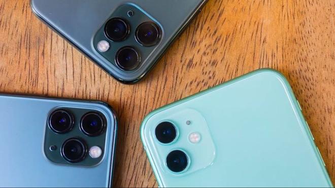 Apple dùng camera trên iPhone mới để che giấu sự nhạt nhẽo của mình - ảnh 1