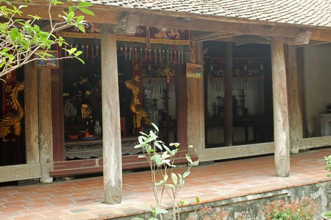 Chiêm ngưỡng vẻ đẹp di sản vẹn nguyên ở làng cổ Đường Lâm  - ảnh 18