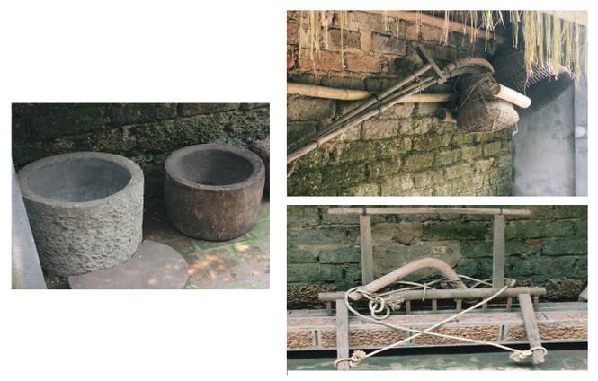 Chiêm ngưỡng vẻ đẹp di sản vẹn nguyên ở làng cổ Đường Lâm  - ảnh 6