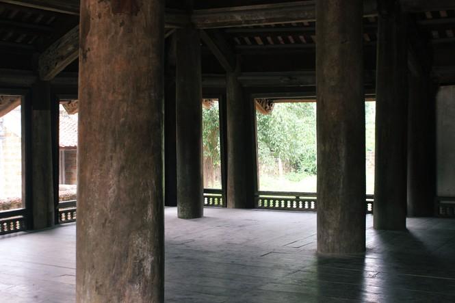 Chiêm ngưỡng vẻ đẹp di sản vẹn nguyên ở làng cổ Đường Lâm  - ảnh 14