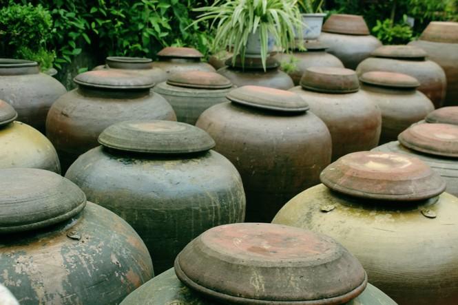 Chiêm ngưỡng vẻ đẹp di sản vẹn nguyên ở làng cổ Đường Lâm  - ảnh 12